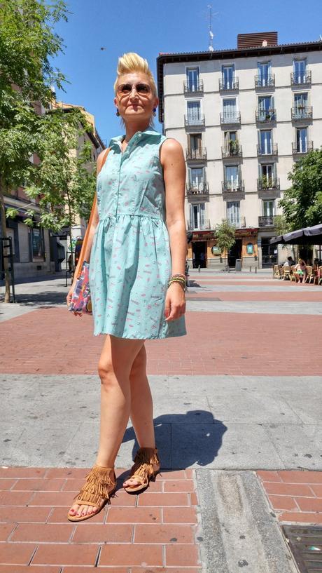 Vestido The Kissing Dress por Lyona