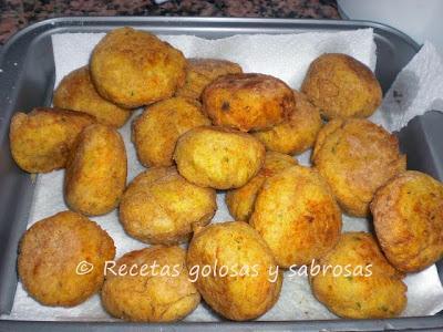 Alb ndigas de verduras paperblog for Albondigas de verduras