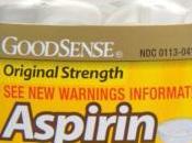 Beneficios Aspirina tomada)
