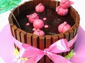 Aprende hacer esta impresionante tarta paso