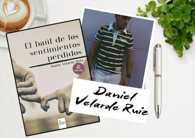 Un café con... Daniel Velarde Ruiz