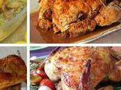 recetas deliciosas pollo horno
