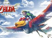 Legend Zelda: Skyward Sworld llega e-Shop Nintendo