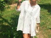 Vestido blanco alpargatas