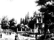 olvidada fuente Glorieta Atocha (Plaza Emperador Carlos