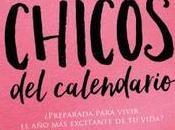 Reseña: chicos Calendario, Candela Rios
