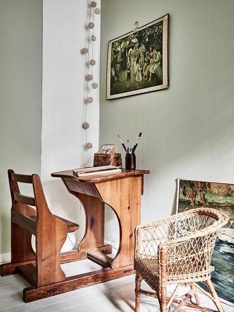 Home tour decorar recuperando muebles antiguos paperblog - Decorar muebles viejos ...