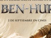 BEN-HUR [CINE] primero llegar será último morir.