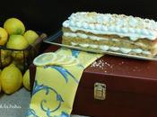 Pastel Limón, Almendra Merengue