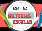 BOOKTAG: Material escolar Nuevo blog