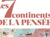 siete continentes pensamiento