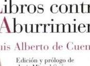 Reseñas Luis Alberto Cuenca