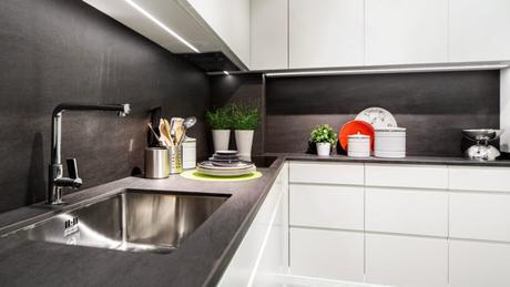 12 ideas de muebles para cocinas pequeñas - Paperblog