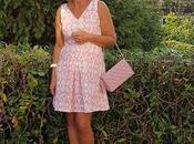 looks vestido rosa