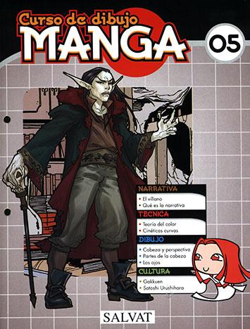 Curso de dibujo manga en pdf by salvat 6 vol menes for Curso de ceramica pdf