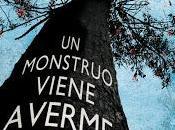 Monstruo viene Verme, Patrick Ness