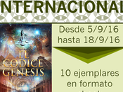 """Concurso Internacional códice génesis"""""""