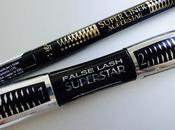 False Lash SuperStar L'Oréal, pestañas postizas pasos.