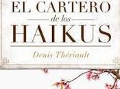 cartero Haikus Denis Thériault