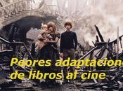 Peores adaptaciones libros cine