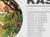 Primeras fechas nueva gira Kase.O presentando disco círculo'