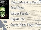 [Review #27] Festival Blasfemia