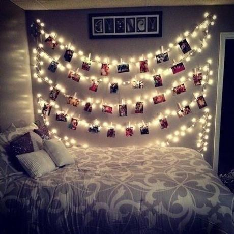 ideas diy para decorar dormitorios de chicas