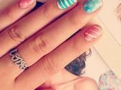 diseños lindos uñas