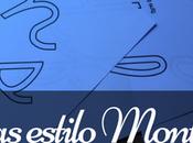 Letras estilo montessori, hechas casa