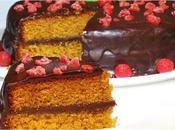 Tarta pastel caramelo
