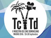muestra cine dominicano Madrid
