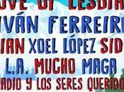 Intro Music Festival 2016: Love Lesbian, Iván Ferreiro, Xoel López, L.A...