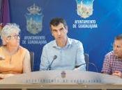 Gran firma alcalde Guadalajara para empleo personas riesgo exclusión social