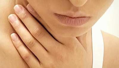 ERGE: La erosión esofágica y úlceras por reflujo.