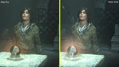 Rise of the Tomb Raider tendrá 3 opciones de visualización en PS4 Pro
