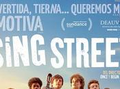 Sing street estreno septiembre