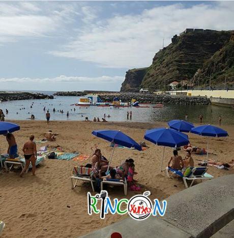 Playa de Calheta