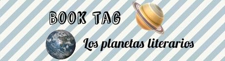 Book tag: los planetas literarios