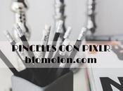 Pinceles Pixlr