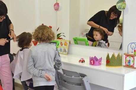 Peluquería infantil Pèls i Pelets | Cardenal Reig 18- 08018 Barcelona