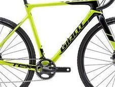 Bicicleta ciclocrós Giant Advanced 2017