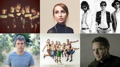 Fiesta gratis de Radio 3 en Fuenlabrada con Iván Ferreiro, La Pegatina, Sidonie, Second, Zahara, Depedro...