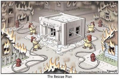 Otra broma pesada del PP. El rescate bancario un timo para los ciudadanos