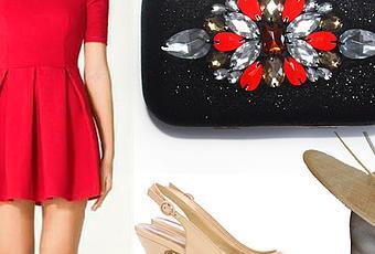 6d41a35a3 Paperblog Un Rojo Vestido Complementos Para 8wP0Onk