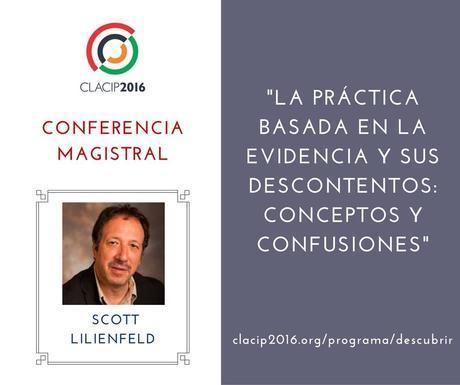 Inscríbete al 2º Congreso para el Avance de la Ciencia Psicológica (CLACIP, 2016)