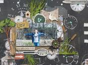 "Scrapbooking Layout Bobunny: ""Explorer"""