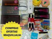 Compras ofertas Maquillalia