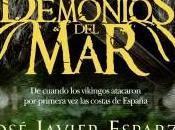 """""""Los demonios mar"""" José Javier Esparza"""