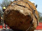 Encuentran meteorito toneladas Argentina. Septiembre 2016