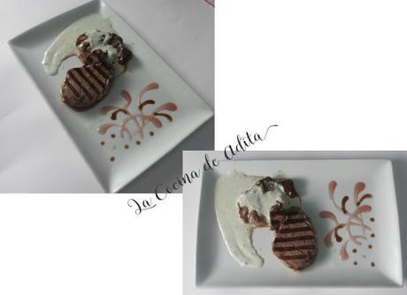 Solomillo de ternera con salsa roquefort paperblog - Como cocinar solomillo de ternera ...